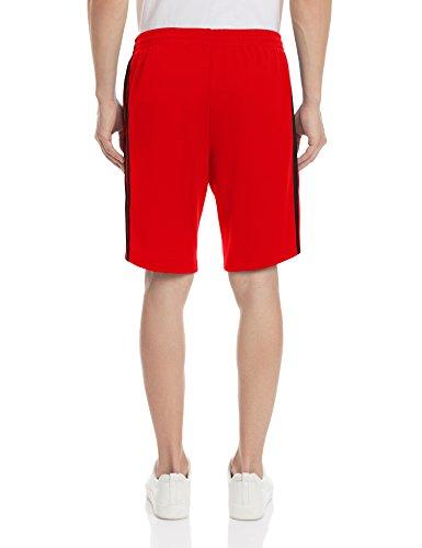 adidas Sst Shorts Pantalones Cortos, Hombre Rojo (Rojbas)