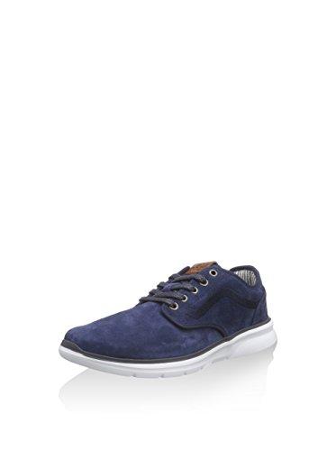 Vans Herren M ISO 2 Sneaker Zinnfarben 46 EU  46 EUBlau