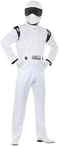 Mens The Stig Racing Driver Stag Do