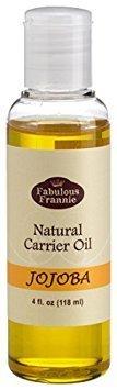 Jojoba 4oz Carrier Oil Base Oil for Aromatherapy, Essential