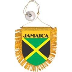 Jamaica Car Auto Mini Banners
