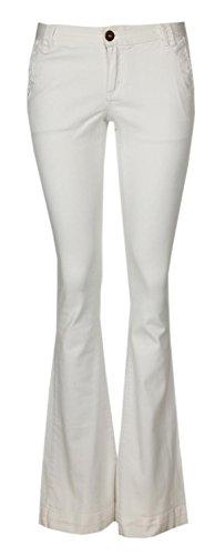 BCS Damen Jeans Weiß 50527