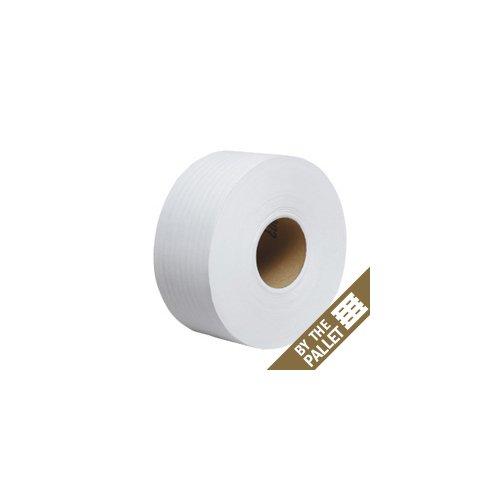 Kimberly Clark Professional TRADITION JRT Jr. Jumbo Roll Bathroom Tissue - One Pallet Of 54 Cartons - BMC-KCC 02129PL