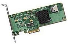 LSIロジック PCI Express対応 SAS RAID増設カード LSI LOGIC LSI SAS 9211-4i キット