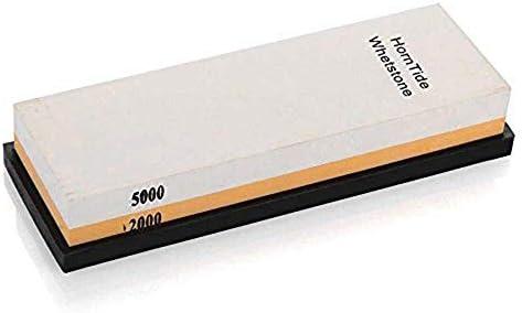 両面砥石240/800 高品質ホワイトコランダムグリップ砥石用ノンスリップゴムベース,2000/5000