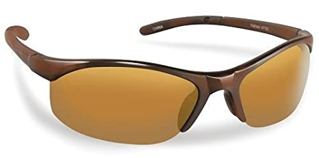 e54e46d7cd Image Unavailable. Image not available for. Color  Flying Fisherman Action  Angler 7793TA Bristol Tortoise   Amber Sunglasses