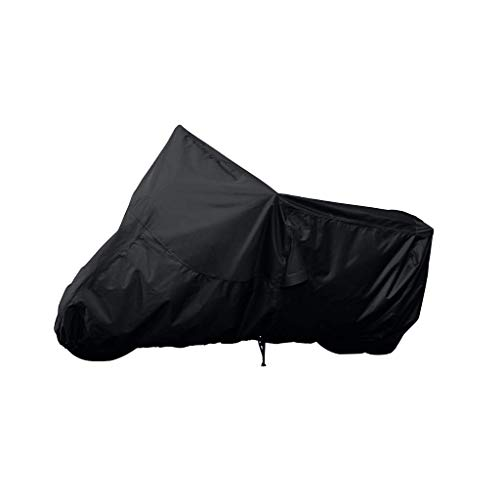AmazonBasics Deluxe Motorcycle Cover, - Motorcycle Deluxe