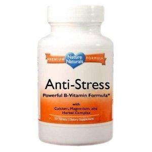 vitaminer vid stress