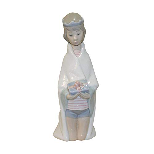 Lladro Melchor King Nativity Piece 04673