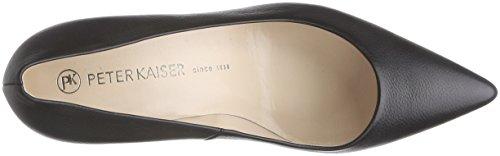 Zapatos para Belinda Cerrada Punta Tacón Kaiser Peter Negro de con Mujer 8T6PxwERgq