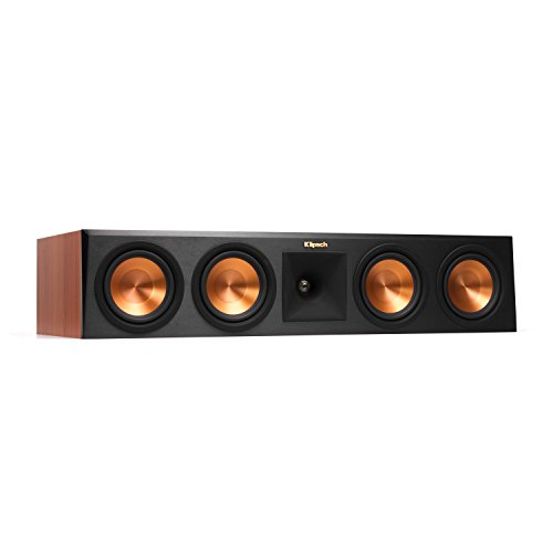 Klipsch RP-450C  Center Channel Speaker – Cherry