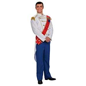 Prince Eric Costumes Adult Men For Sale Little Mermaid