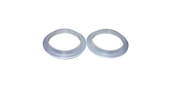 LASCO 02-2051 Plastic 1-1//2-Inch Flanged Tailpiece Washers