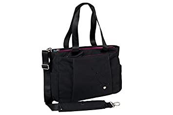 Amazon.com: Haiku Women's Work Horse Eco Tote Bag, Black Plum ...