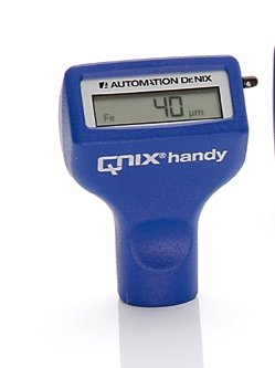 QNix Paint Thickness Meter - QNix Handy US Version -in Mils for Detecting Paint Damage for car Buyers at Auto Auctions, Body Shops, dealerships, Painters, appraisers, Inspectors, detailers by