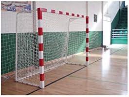 redes de portería de fútbol sala o futbito profesional o amateur