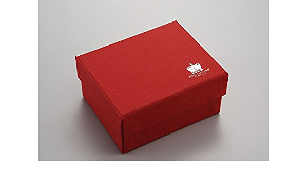 Royal England Caja roja cod.RE21 cm 31x6x2,5h by Varotto & Co.: Amazon.es: Hogar