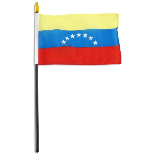 US Flag Store Venezuela Flag, 4 by 6-Inch