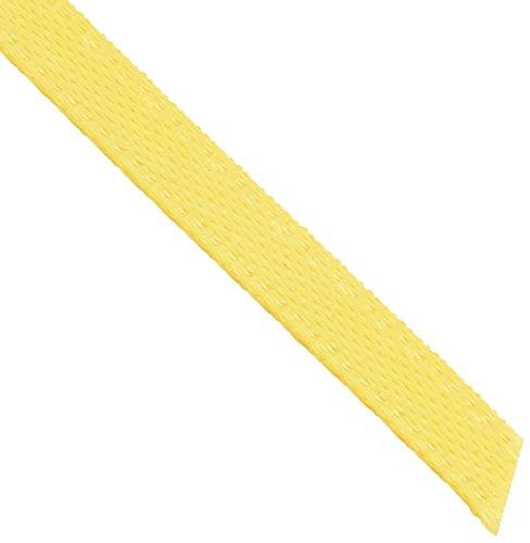 Kel-Toy Double Face Satin Ribbon, 1/8-Inch by 50-Yard, Lemon (Lemon Ribbon)