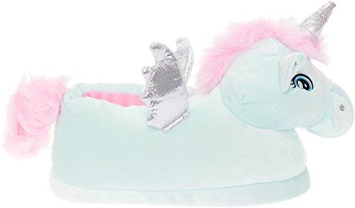 Unicorn Plush Slippers | Kawaii Plush Slippers 4