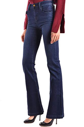 J Brand Jb001666j2743 Donna Jeans Blu Cotone wrpqwdC