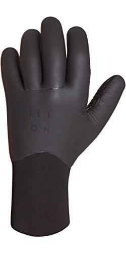 Billabong Furnace Carbon 5MM Gloves Black - Unisex with Furnace Thermal Lining