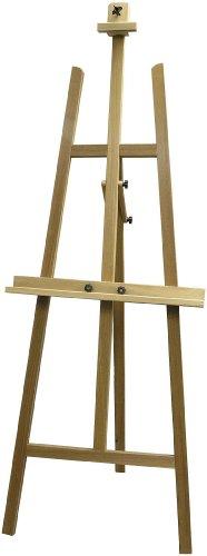 Art Advantage Lyre Beech Wood Easel ()