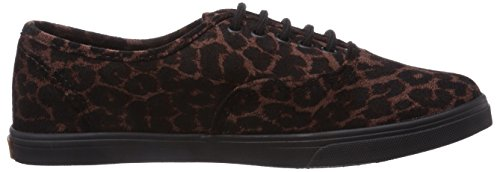 Vans Unisex Authentic (tm) Lo Pro Sneaker Leopard Wildleder