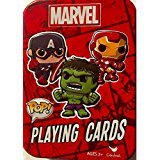 Playing Card Tin - NEW! Marvel POP Playing Cards in Collectible Tin