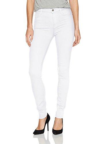 J Brand Jeans Women's 23110 Maria High Rise Skinny Jean, Blanc, 28 by J Brand Jeans