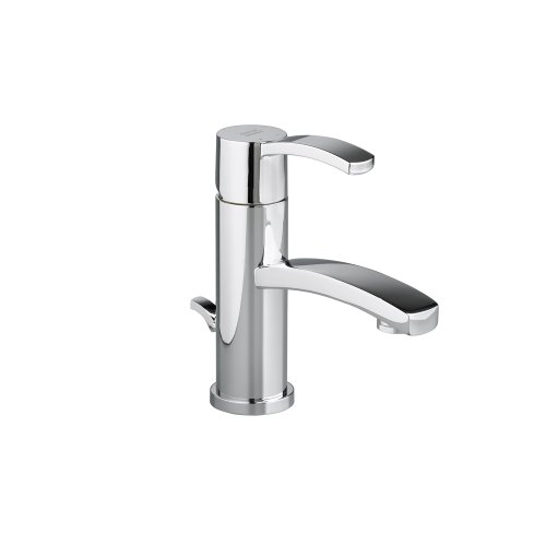 American Standard 7430.101.002 Berwick Monoblock Faucet, Polished Chrome Polished Chrome 101 Lever