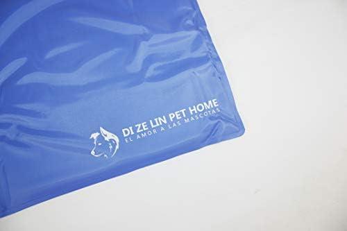 DZL Cama resfriante para Mascotas - Manta fría 50x90cm para Perro ...