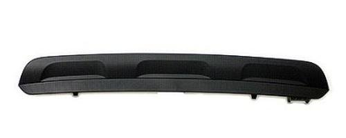CPP Primed Rear Bumper Cover Replacement for 2008-2010 Toyota (Toyota Highlander Rear Bumper Cover)