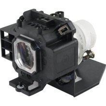 NEC NP14LP replacement projector lamp bulb with housing - high quality replacement lamp