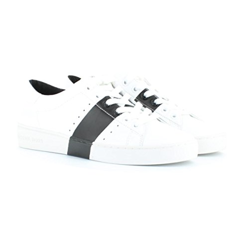MICHAEL KORS BRADY SNEAKERS OPTICWHT / BLK