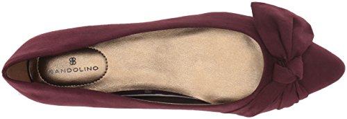 Sangria Bandolino Bandolino Chaussures Plates Femmes Femmes C0HqXHw