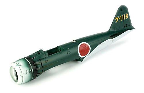 E-flite Rumpf : A6M5 Zero 300