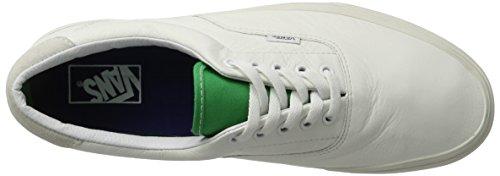 Vans Mens Vintage Sport Era 59 Sneaker True Vit / Kelly Grön