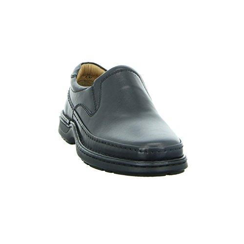 Les Longo Appartements Appartements Les Loafer Loafer Noir Hommes wZqOTw
