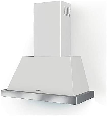 Faber THEA - Campana extractora de pared (80 cm), color blanco mate: Amazon.es: Grandes electrodomésticos