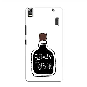 Cover It Up - Sotally Tober A7000 / K3 Note Hard Case