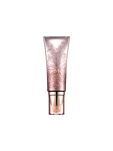 M Signature Real Complete BB Cream #27 - Perfect Coverage Makeup that Brightens Skin Tone and Reflects Light to Give A Luminous Glow