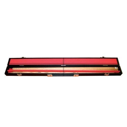 ClubKing - Taco de billar y caja (2 partes, 1,44 m) ClubKing Ltd