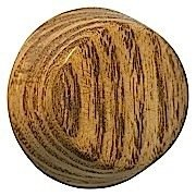 Oak Dimmer Knob - 3