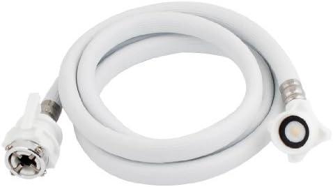 DOITOOL Ablaufschlauchverl/ängerung 4m Automatische Walze Waschmaschine Schlauch Abflussrohr Verdickt Auslassrohr Universal Soft Down Pipe Verl/ängerungsrohr
