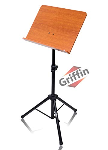 Wood Sheet Music Stand by Griffi...