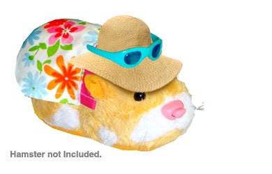 Zhu Zhu Pets Hamster Outfit Sundress With Hat Hamster NOT Included! ()