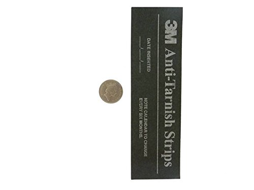 2 pieces Anti Tarnish 3M Paper 7x2inches Bling my shoes UK00003085705 Trademark... Beadsmith 3M