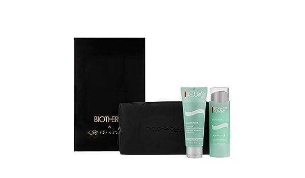 Homme Aquapower Gift Set - cream 75 ml + shower gel 75 ml: Amazon.es: Belleza