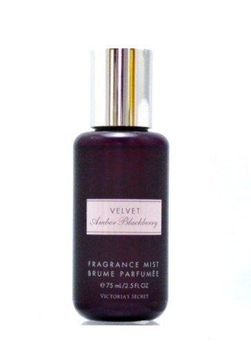 Victoria's Secret Velvet Amber Blackberry Fragrance Body Mist 2.5oz (Victoria Secret Blackberry)